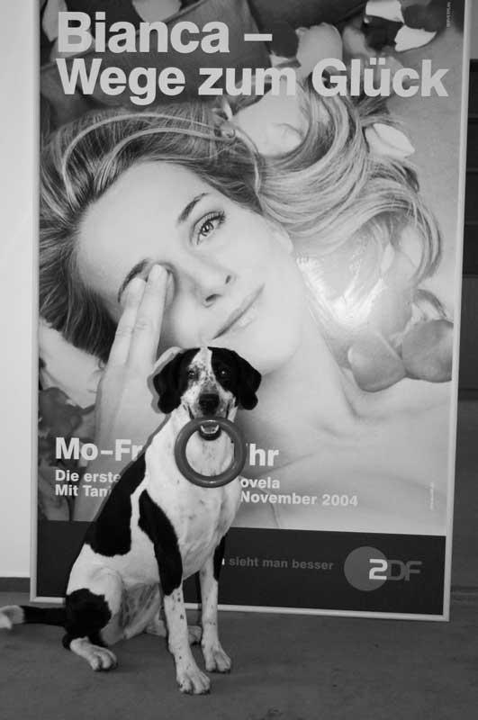 Milla vor Bianca Poster