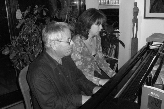 Weihnachten Klavierspielen